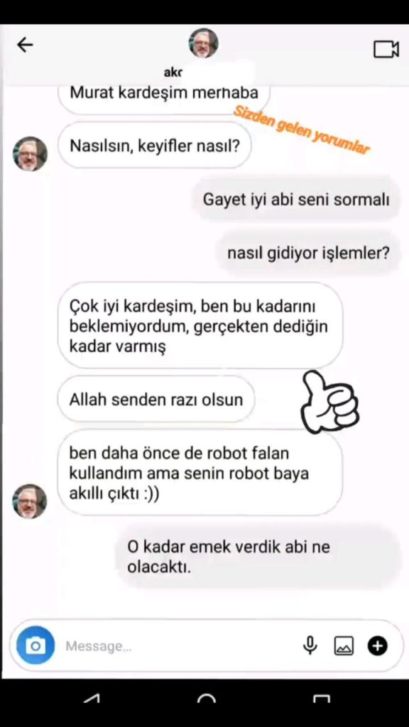 Good question En İyi forex robotu for explanation